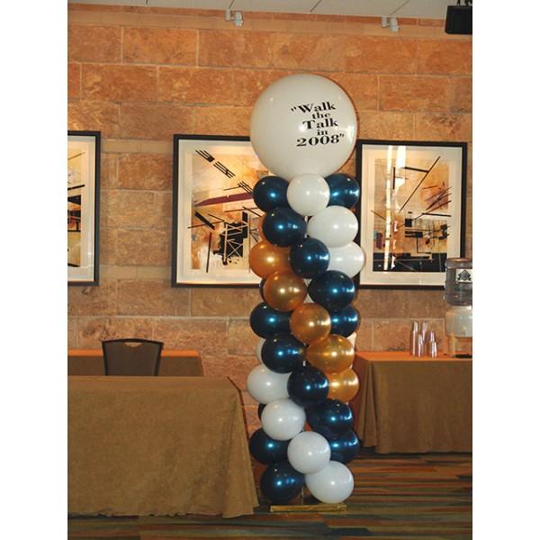 Balloon Pillar