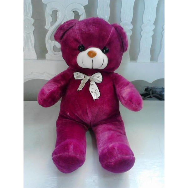 Bear 105 Purple
