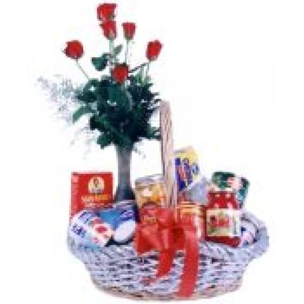 Roses & Fruit Salad 72022