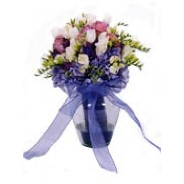 Freesia Bouquet 72376