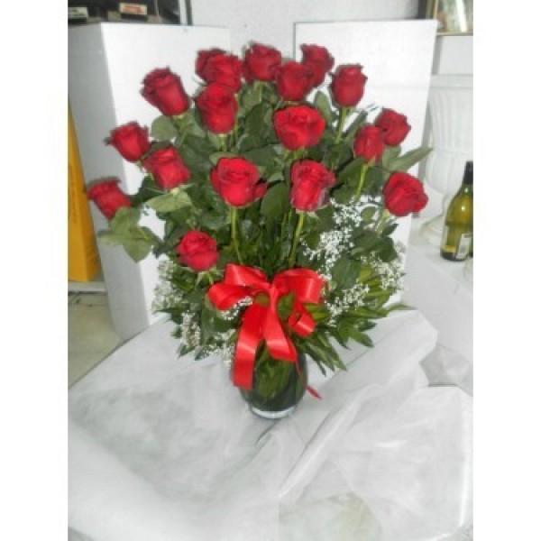 Two Dozen Ecuador Roses