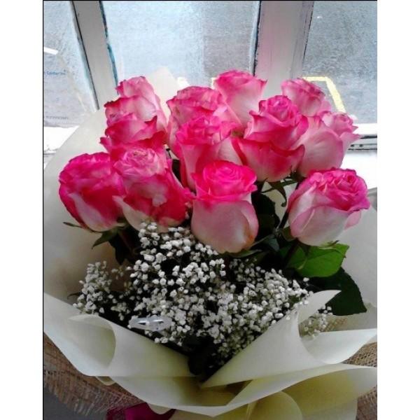Bouquet Two Tone Ecuador