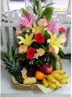 Fresh Fruits & Flowers