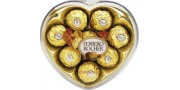 Ferrero Chocolate Heart Shape